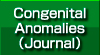 Congenital Anomalies (Journal)